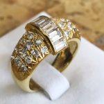 แหวนเพชร เครื่องประดับ มือสอง ราคาดี
