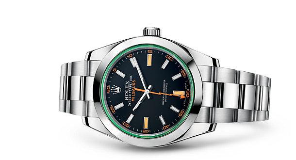 รับซื้อนาฬิกา ROLEX MILGAUSS มือสอง ราคาดี