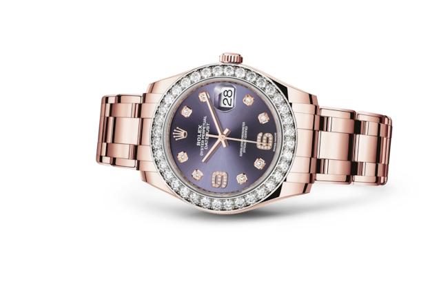 รับซื้อนาฬิกา ROLEX PEARLMASTER มือสอง ราคาดี