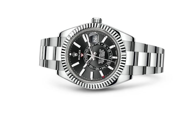 รับซื้อนาฬิกา ROLEX SKY-DWELLER มือสอง ราคาดี