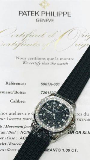 รับซื้อPatek Philippe 5067A-001
